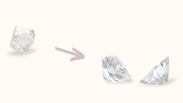 トレセンテ 双子ダイヤモンド