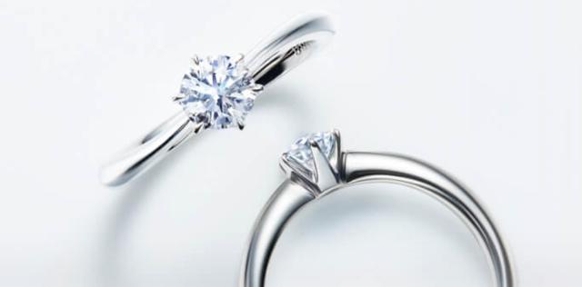 トレセンテ ダイヤモンドリング